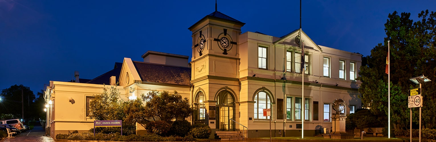 Welcome to Strathfield Council - Strathfield Townhall